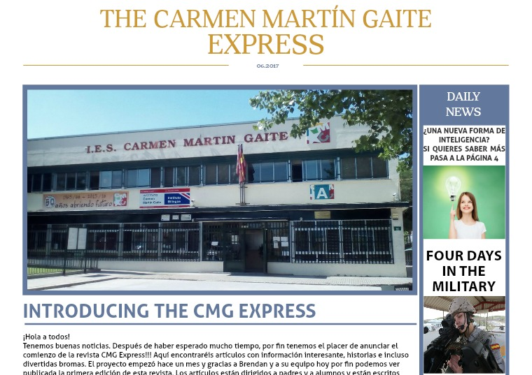 The Carmen Martín Gaite Express Vol 1.