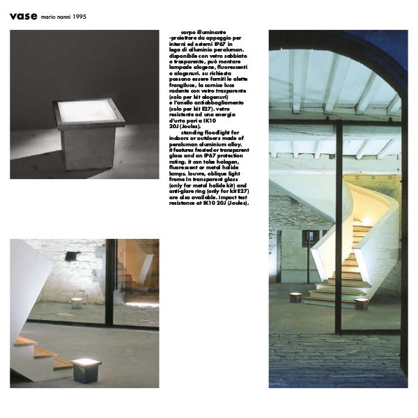 Viabizzuno by Cirrus Lighting - Architectural Lighting Range Vase by Cirrus LIghting