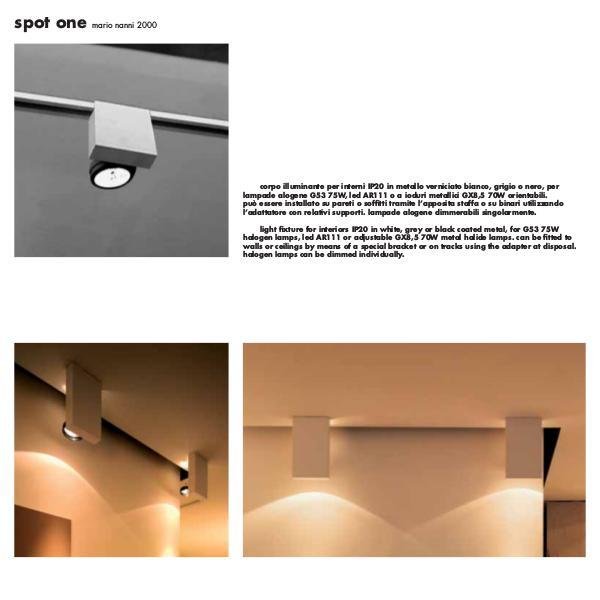 Architectural Lighting Range Spot