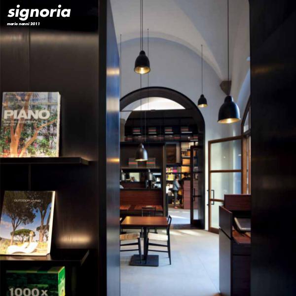 Viabizzuno by Cirrus Lighting - Architectural Lighting Range Signoria by Cirrus Lighting