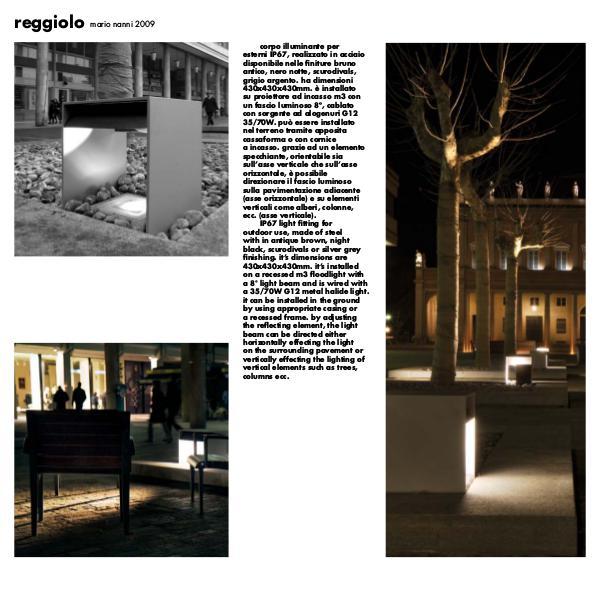 Reggiolo Exterior Fitting.  from Cirrus Lighting