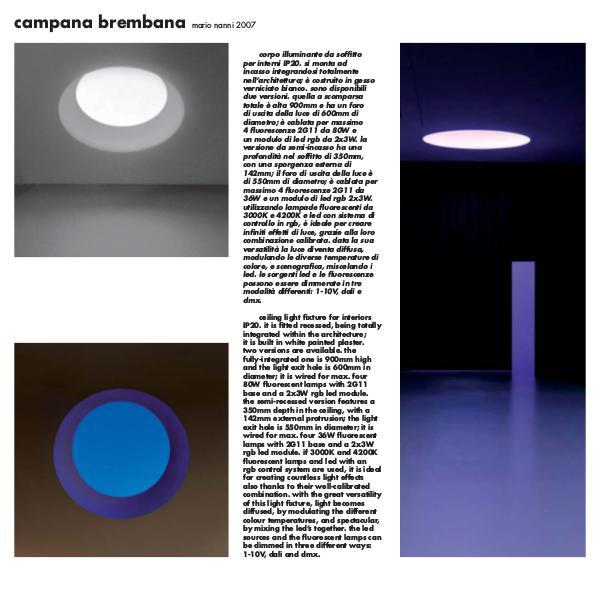 Campana Brembana by Cirrus Lighting