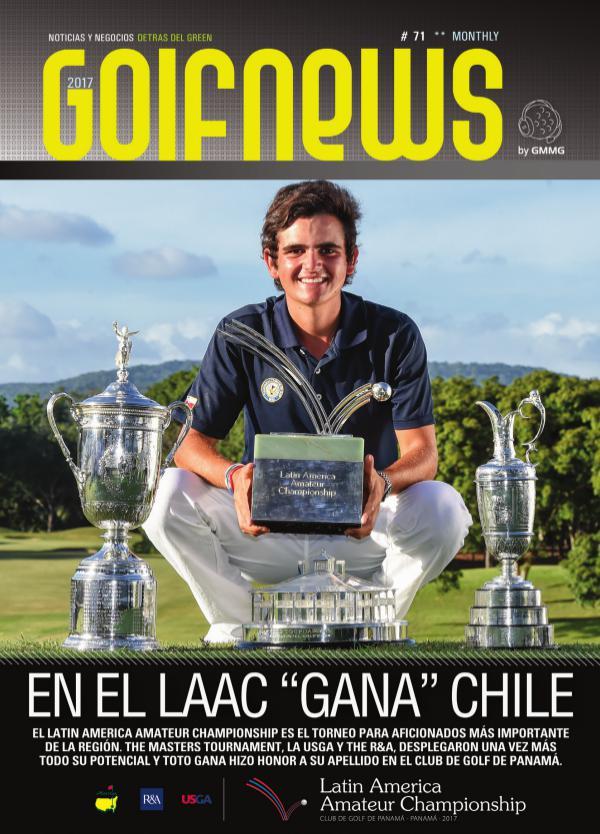 Revista GolfNews Revista GolfNews