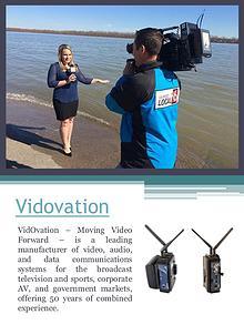 Enterprise IPTV Video Networking