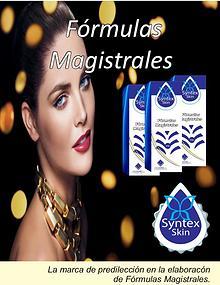 CATALOGO MAGISTRALES SYNTEX SKIN