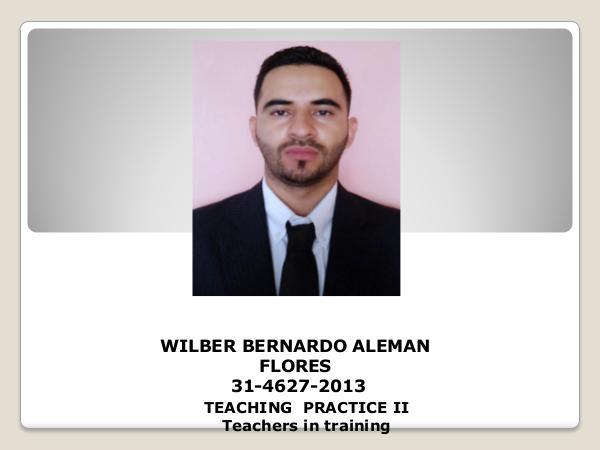 TEACHERS IN TRAINIG Practica Docente II Portafolio Final Teaching