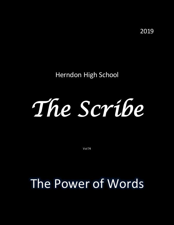 The Scribe 2019 Scribe