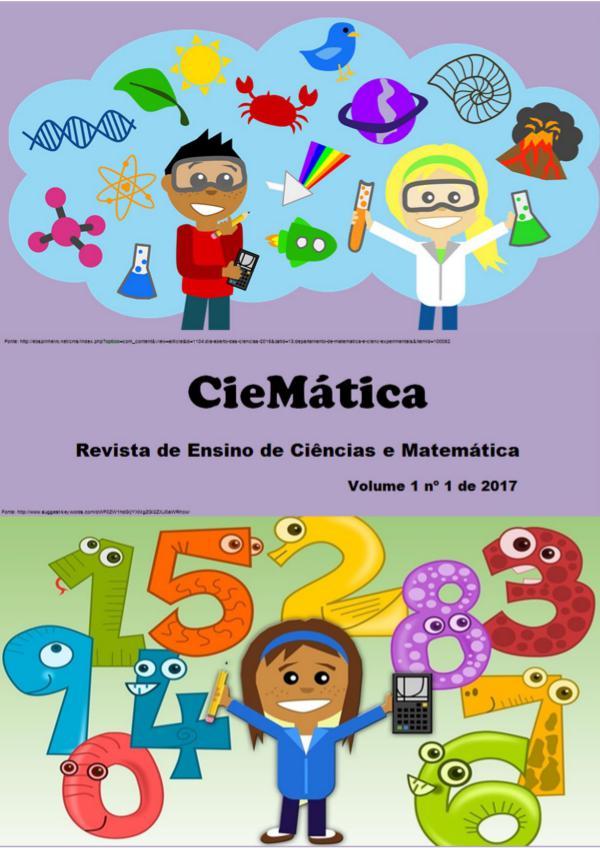 REVISTA CieMática REVISTA CieMatica