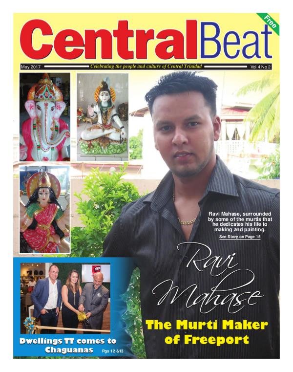 Central Beat magazine May-July 2017 Central Beat May-July 2017