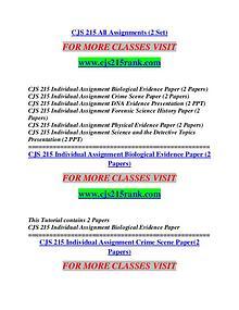 CJS 215 RANK creative knowledge /cjs215rank.com