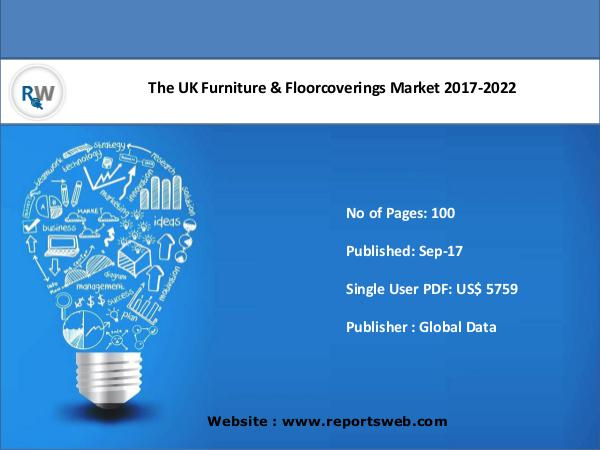 The UK Furniture & Floorcoverings Market 2017-2022