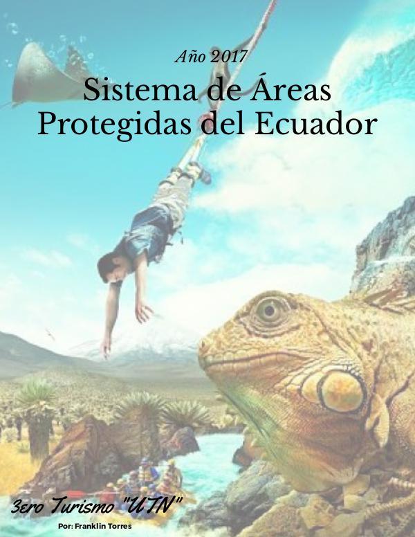 Areas Protegidas del Ecuador-Franklin Torres Frank