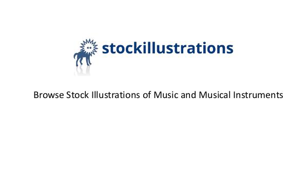 Top Stock Illustrations of Music and Musical Instruments Stock Music and Musical Instruments Illustrations