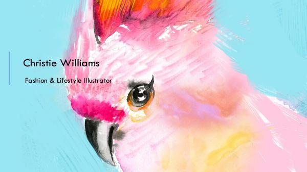 Christie Williams Christie Williams - Fashion & Lifestyle Artist