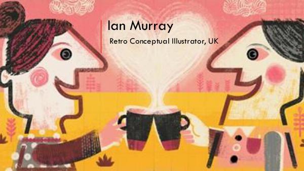 Ian Murray - Retro Conceptual Illustrator, UK Ian Murray