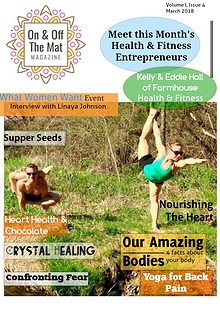 On & Off The Mat Magazine