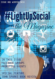 #LightUpSocial the Magazine