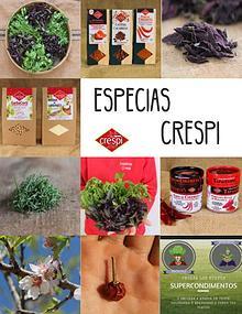 Catalogo ECO Especias Crespi