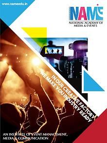 An Institute Of Event Management, Media & Communication