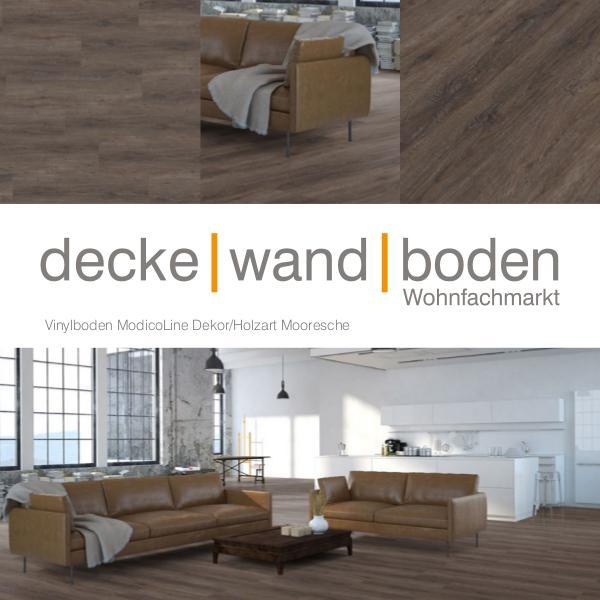 Corpet VinylFloor Vinylboden Modico dwb Produktinformation VinylBoden Modico Mooresche