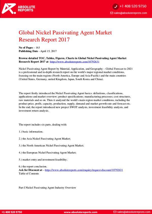 28-07-2017 Nickel-Passivating-Agent-Market-Research-Report-20