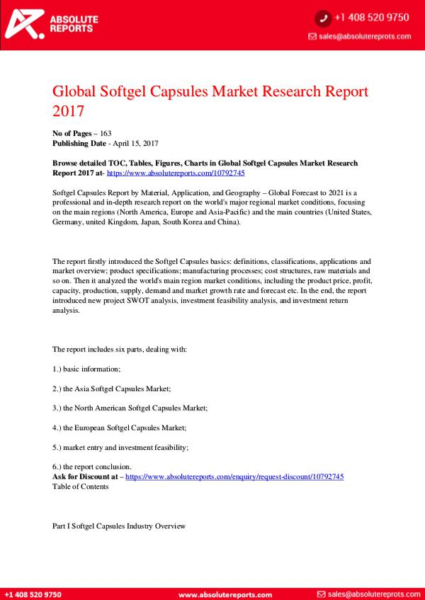 Softgel-Capsules-Market-Research-Report-2017
