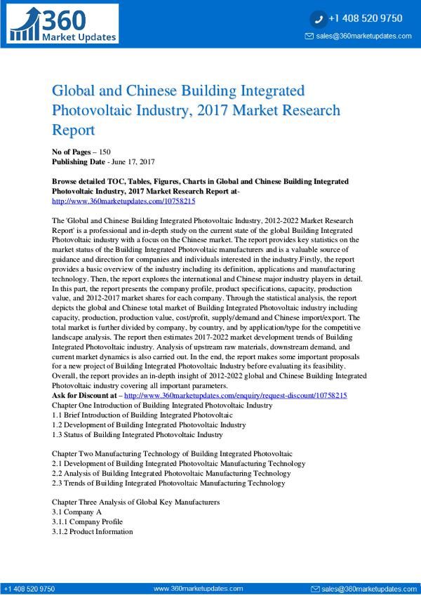 Building-Integrated-Photovoltaic-Industry-2017-Mar