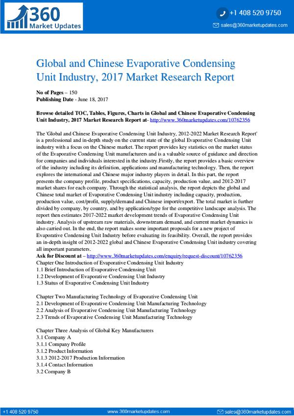 Evaporative-Condensing-Unit-Industry-2017-Market-R