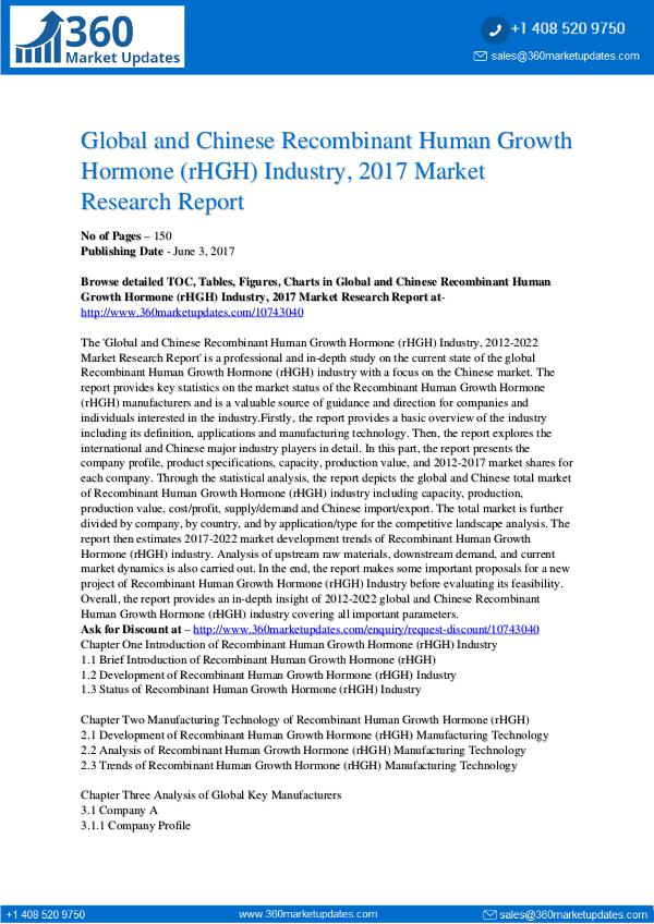 27-06-2017 Recombinant-Human-Growth-Hormone-rHGH-Industry-201