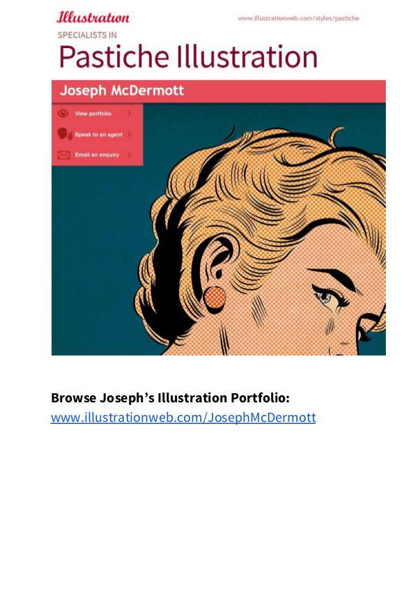 Illustrationltd Pastiche Specialists Illustrators