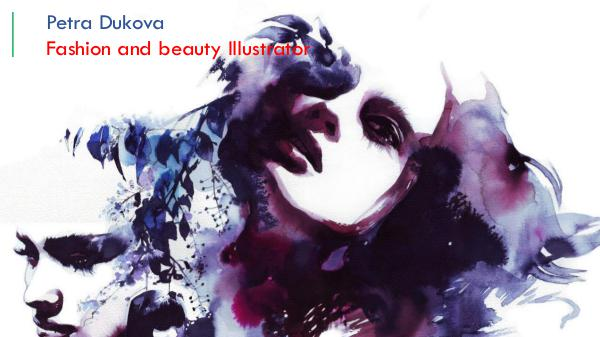 Petra Dufkova - Petra Dufkova - Fashion & Beauty illustrator
