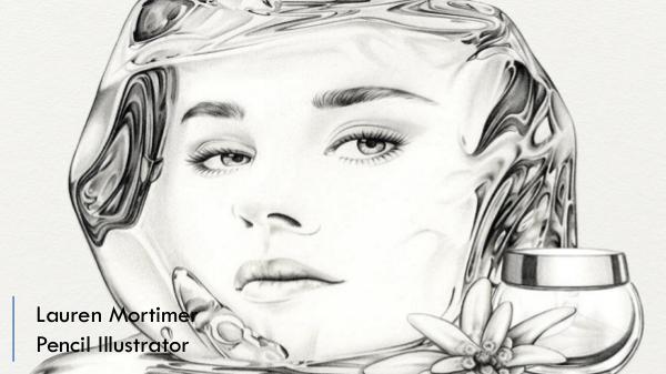 Lauren Mortimer Lauren Mortimer - Pencil Illustrator
