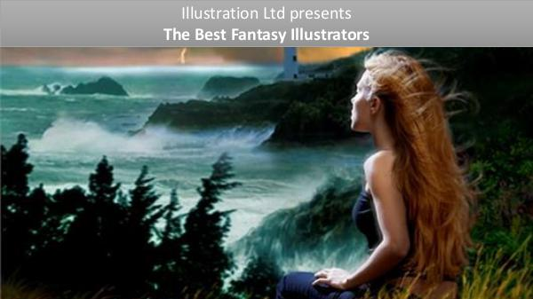 The Best Fantasy Illustrators & Artists From UK, USA Fantasy