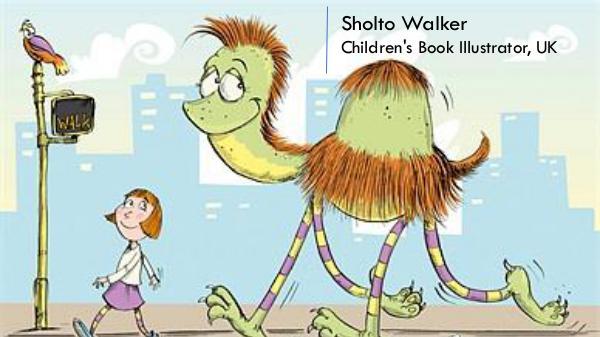 Sholto Walker Is A Children's Book Illustrator Based In UK Sholto Walker