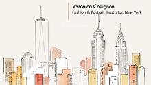 Veronica Collignon - Fashion & Portrait Illustrator, New York