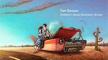 Tom Bonson - Children's Book Illustrator, Bristol