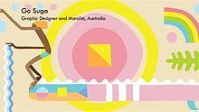 Go Suga - Graphic Designer & Muralist, Australia