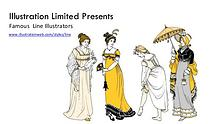 Famous Line Illustrators & Artists