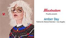 Amber Day - Fashion & Lifestyle Illustrator, Los Angeles