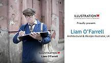 Liam O'Farrel - Architectural & Lifestyle Illustrator