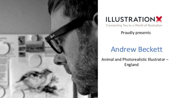 Andrew Beckett - Animals and Photorealistic illustrator, England Andrew Beckett - Animals and Photorealistic illust