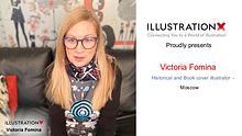 Victoria Fomina - Historical and  Book cover illustrator