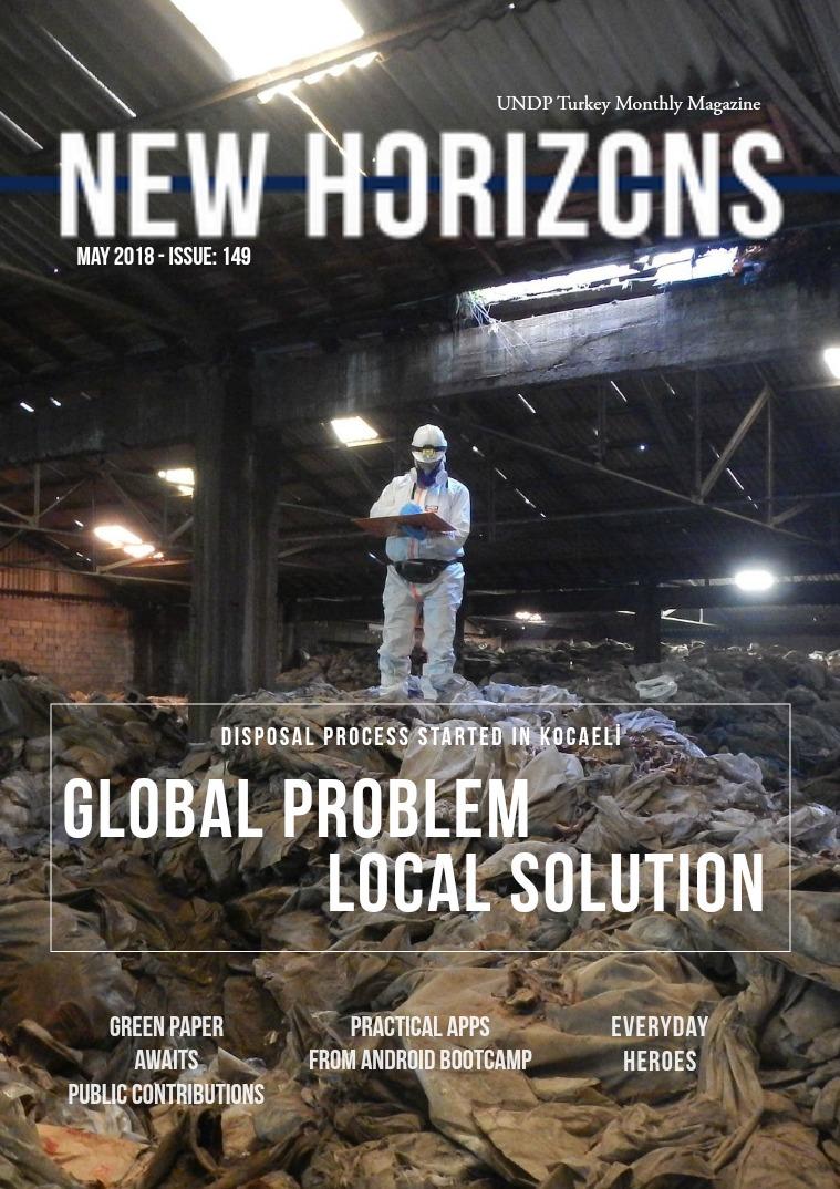 New Horizons May 2018