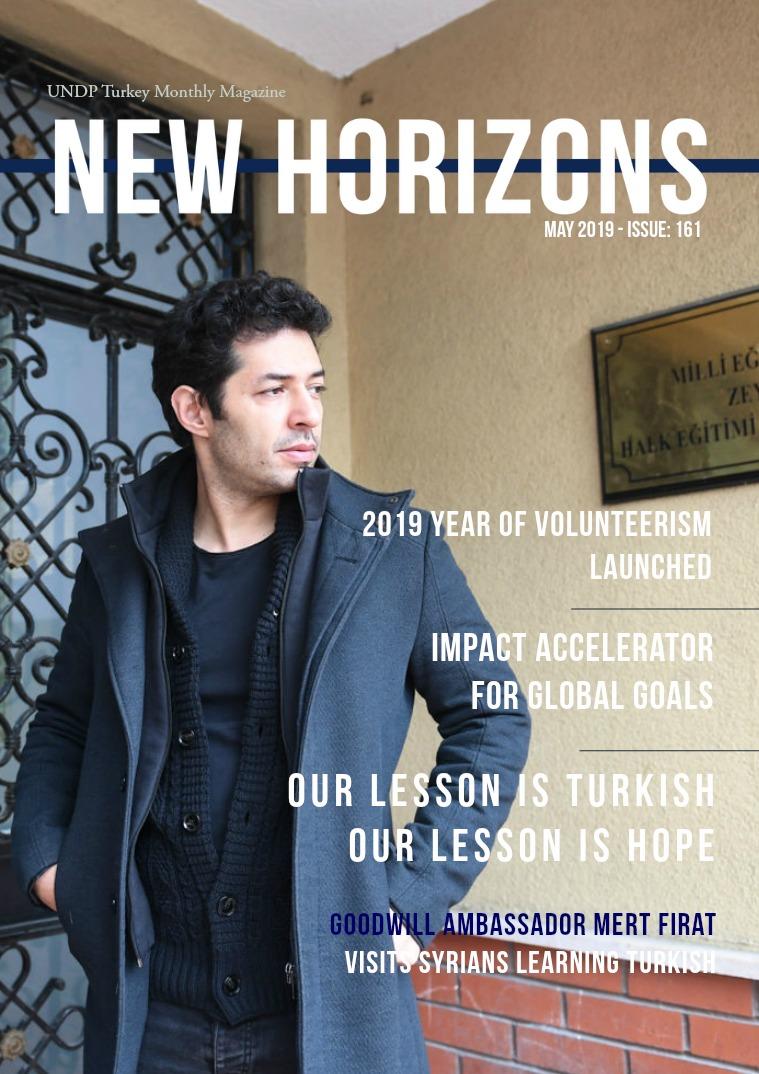 New Horizons May 2019