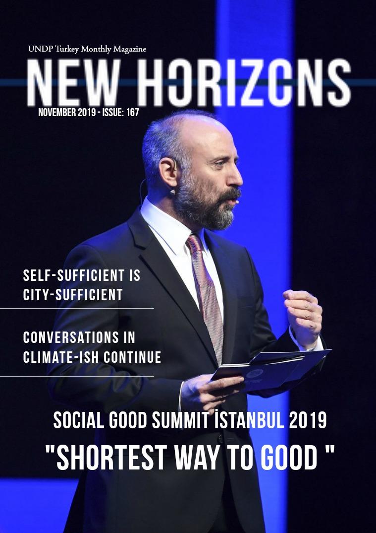 New Horizons November 2019