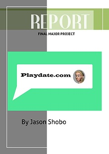 Final major project (report) By Jason Shobo)