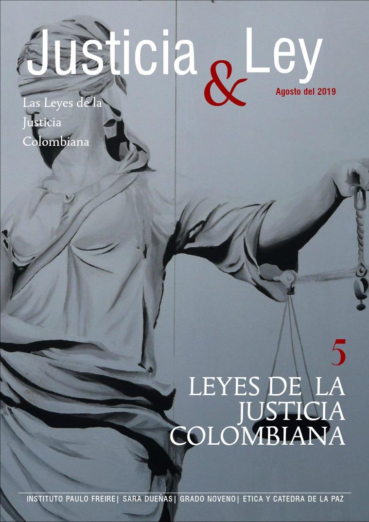 Leyes de Colombia Volumen I