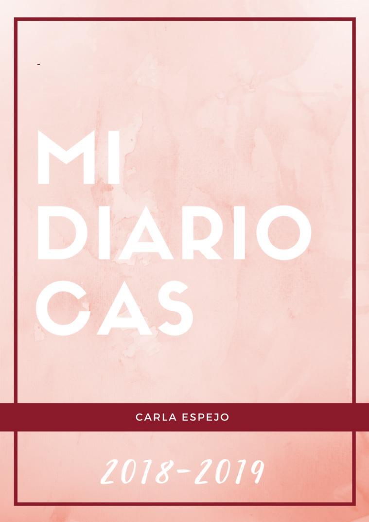 Mi Diario CAS Carla Espejo