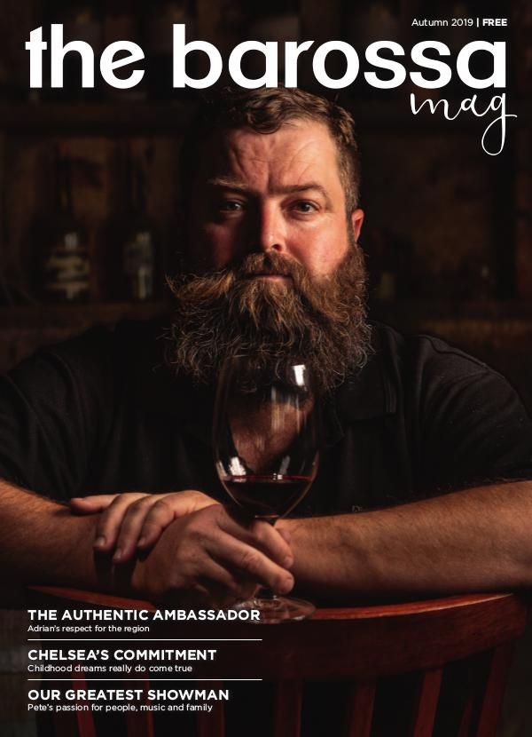 The Barossa Mag Autumn 2019