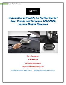Global Automotive In-Vehicle Air Purifier Market